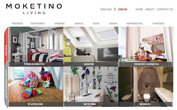 Design & Development - Moketino Living